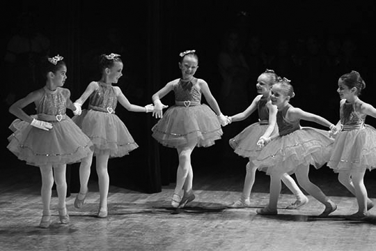 Sweetheart Ballet